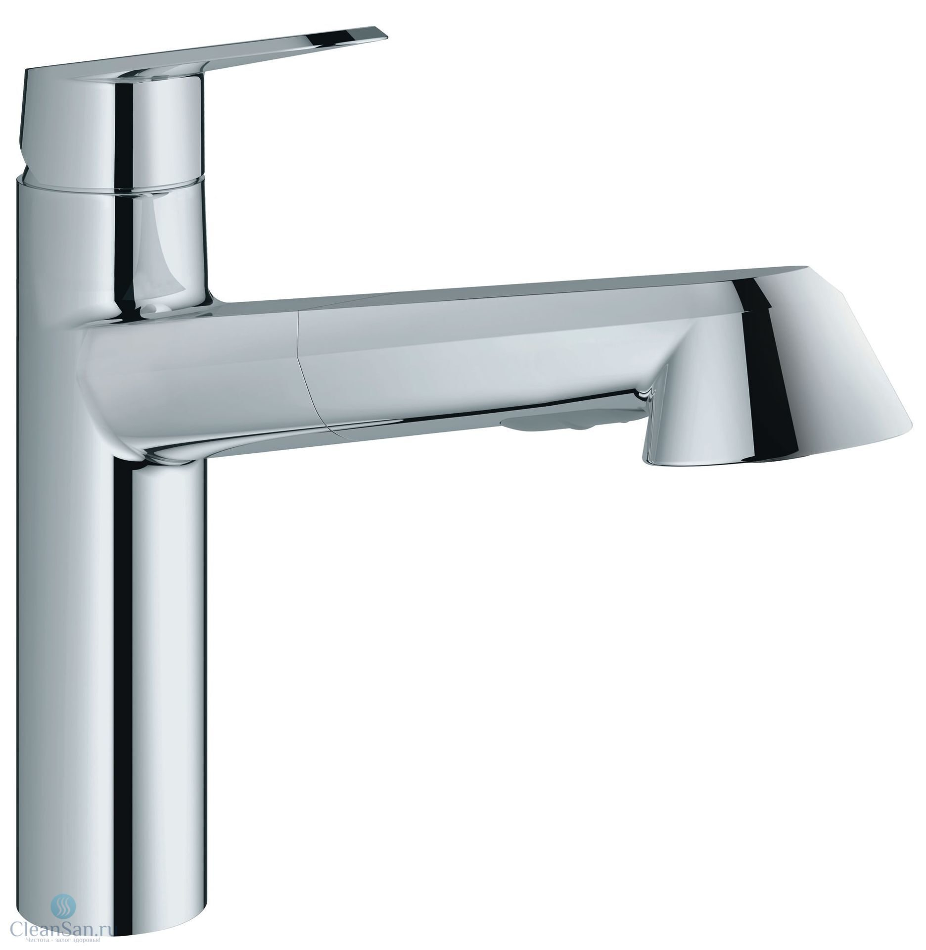 Pretty Grohe Minta Kitchen Faucet Images Gallery >> Shop Grohe Minta ...