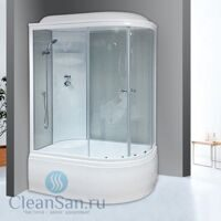 Душевая кабина Royal Bath 8120BK4-MT L