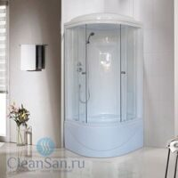 Душевая кабина Royal Bath 90BK1-T