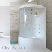 Душевая кабина Royal Bath 8120BK2-T R